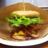 L'hamburger di Mu Italian Finest Burger (Milano)