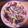 Le insalate de La Vita è bella (Como)