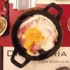 Le uova sulla ghisa della Drogheria Milanese (Milano)