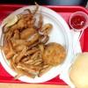 Il fritto misto dell'Eastern Market (Washington DC)