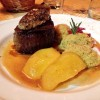 Il filetto con foie gras de Lo Copa Pan (Cervinia)