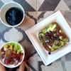 La colazione di V3Raw (Milano)