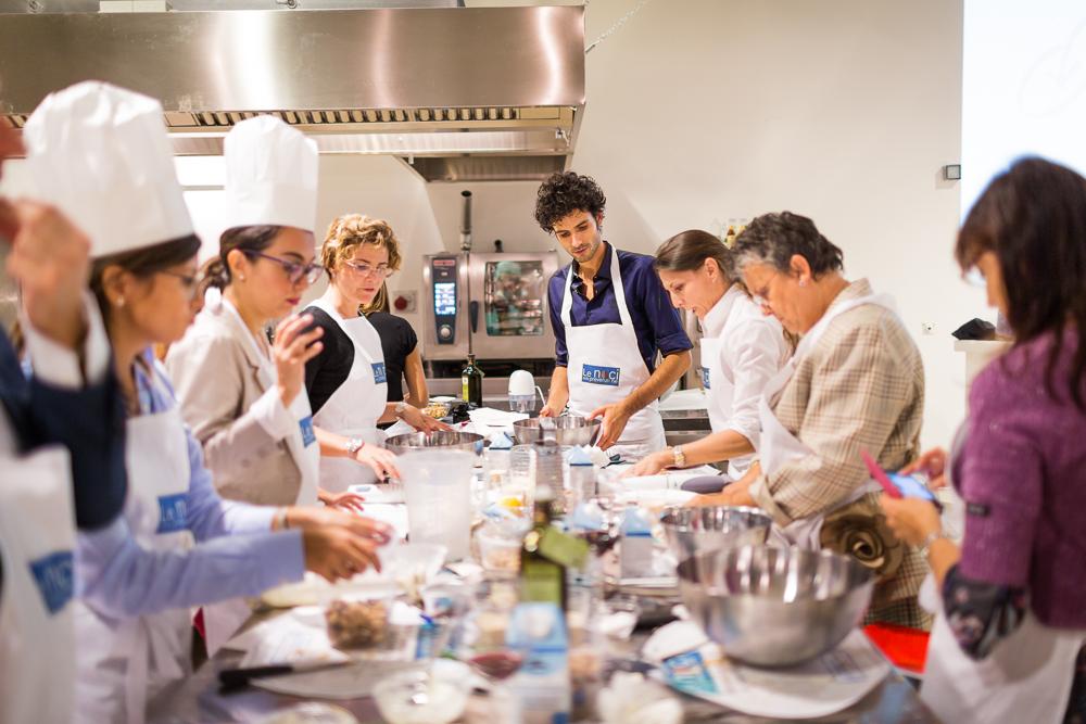 lezione cucina