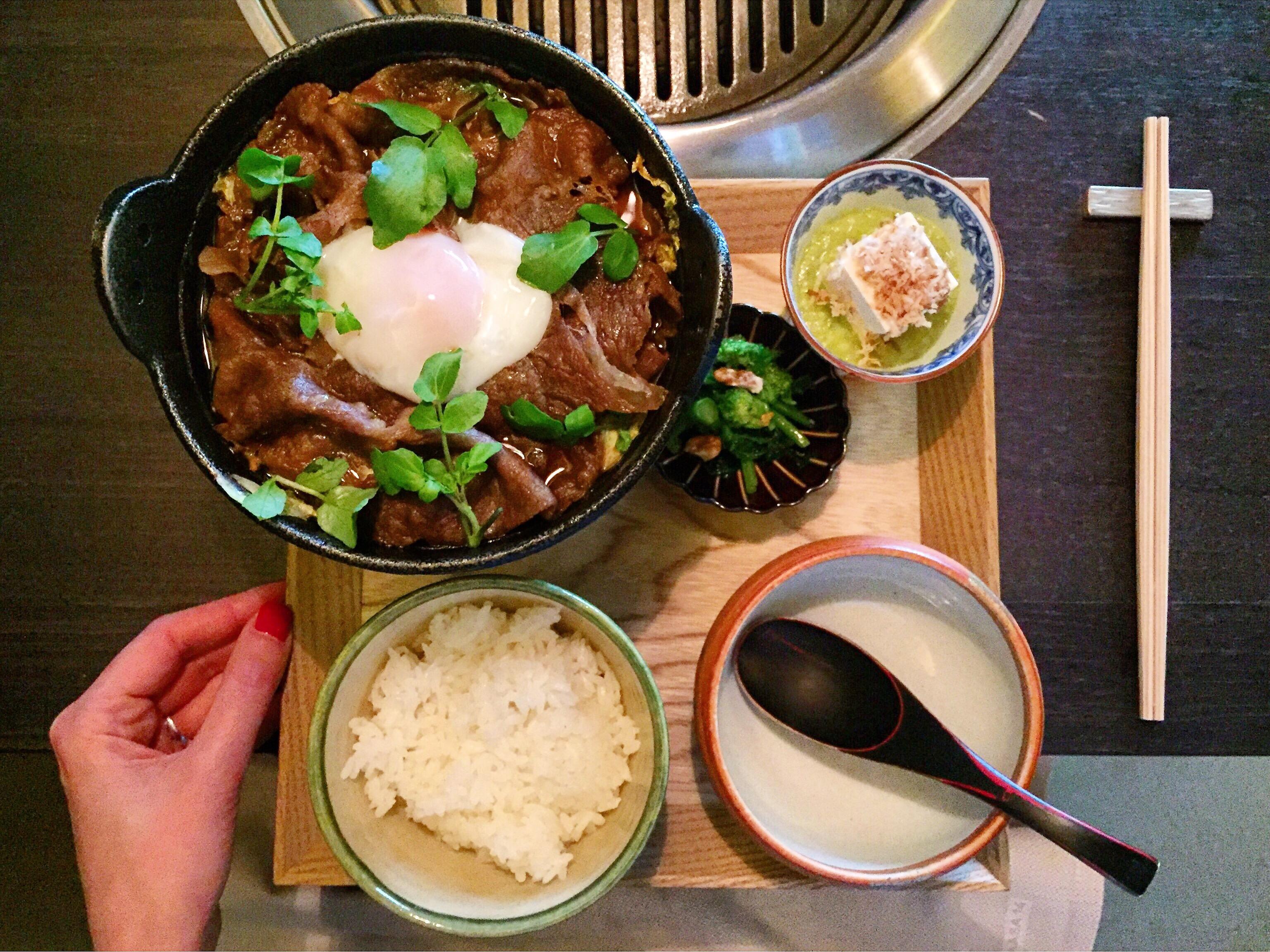 Il sukiyaki dello Yazawa
